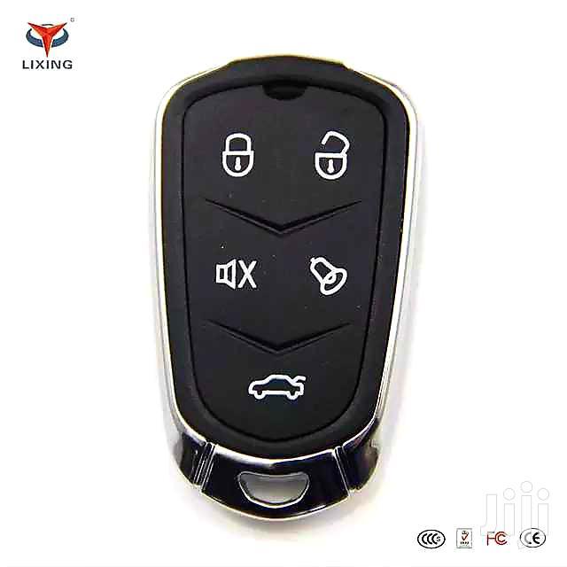 Car Security Alarm With Anti-Brake System