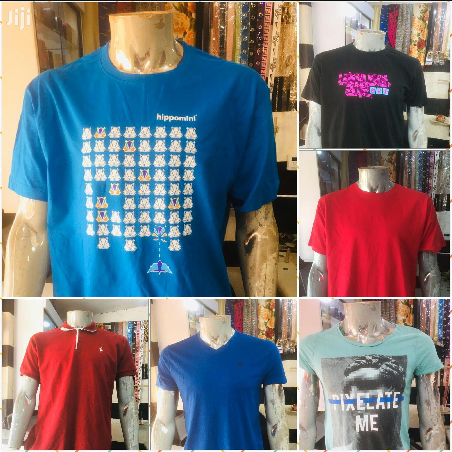 T-shirts Of Very Good Quality