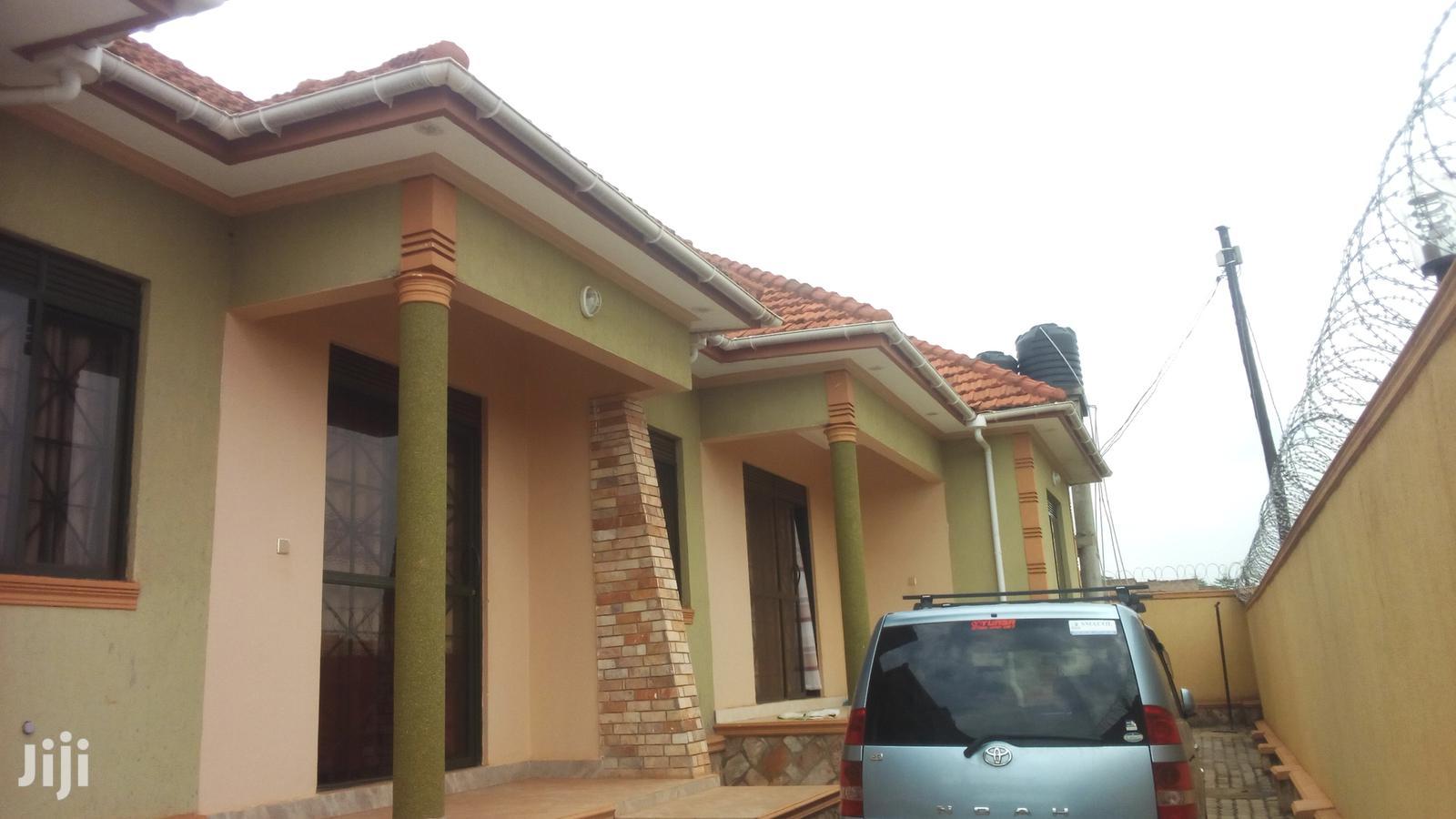 4 Rental Units In Najjera For Sale