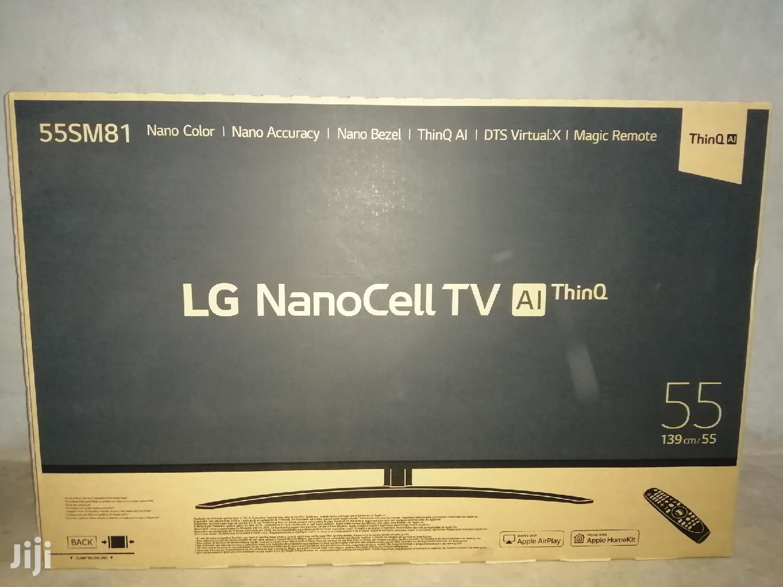 "LG 55"" Nano Cell 4K Uhd TV"