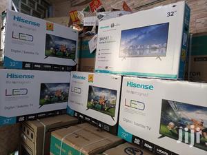 New Hisense 32 Inches LED Digital/Satellite Flat Screen TV .   TV & DVD Equipment for sale in Central Region, Kampala