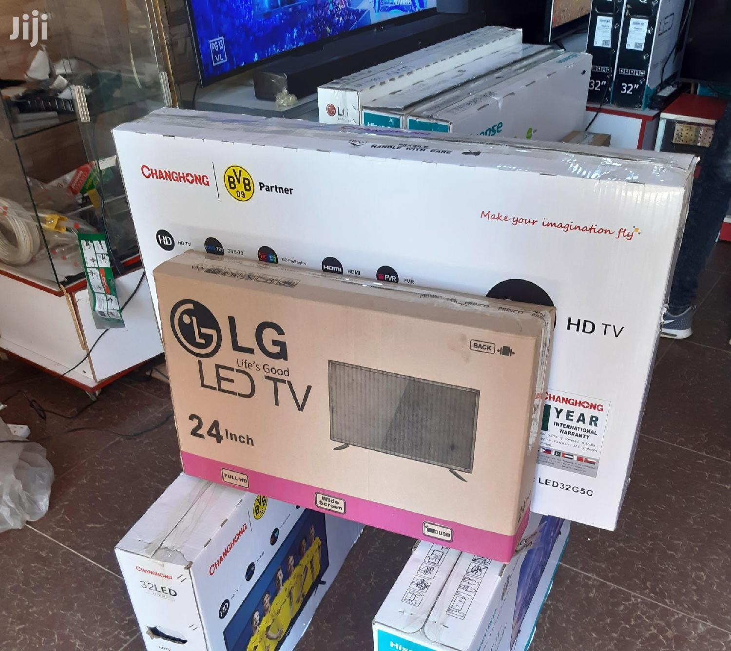 Archive: LG Digital TV 24 Inches