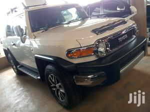 Toyota FJ Cruiser 2012 4x2 Automatic White | Cars for sale in Central Region, Kampala