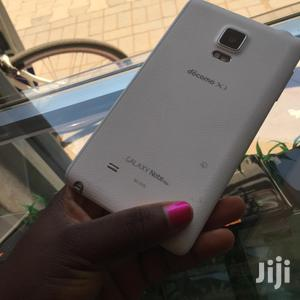 Samsung Galaxy Note Edge 64 GB White   Mobile Phones for sale in Central Region, Kampala
