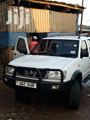 Nissan Hardbody 2000 White