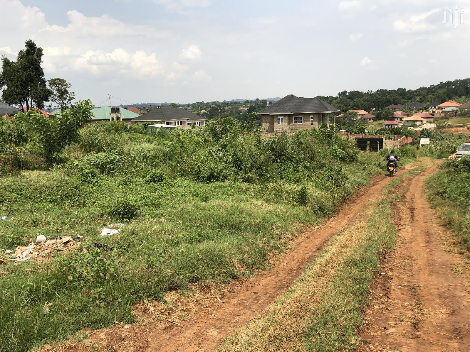 Kira Beautiful Plot Near the Main Road for Sell | Land & Plots For Sale for sale in Kampala, Central Region, Uganda