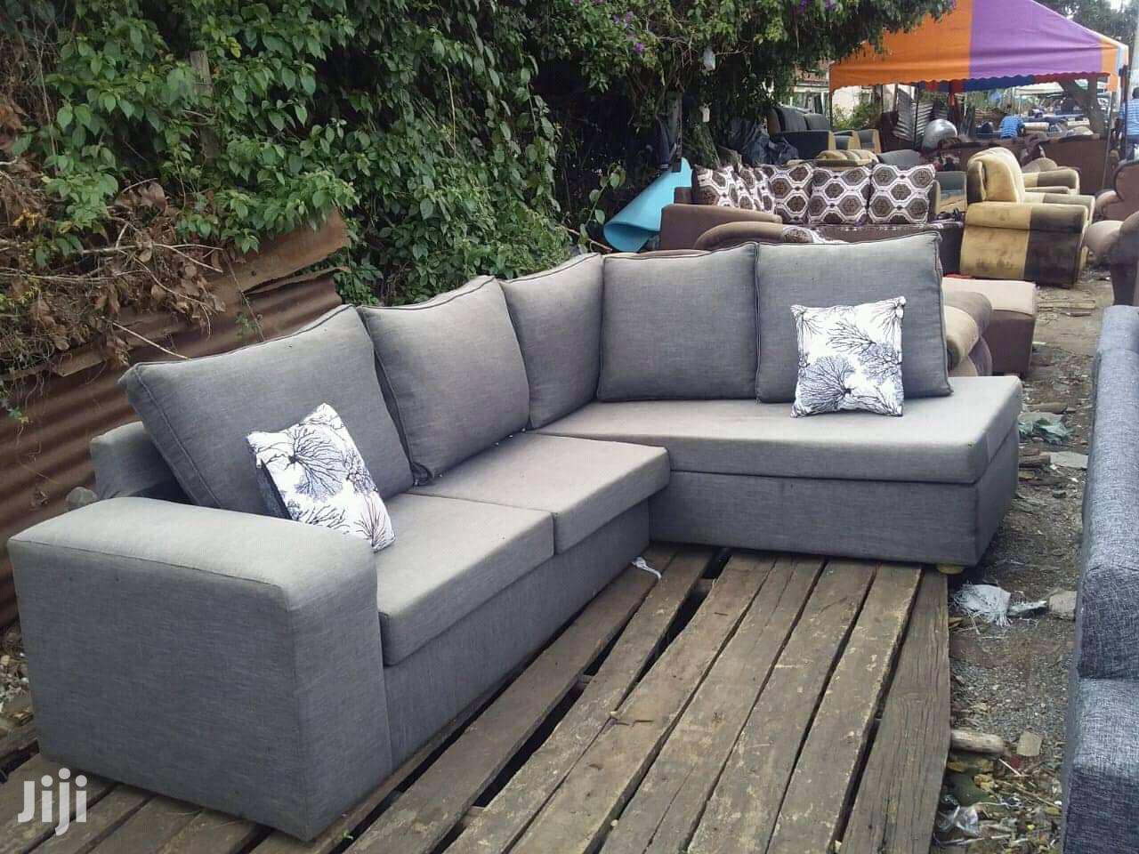 Qulity Sofa Set 5 Sitter