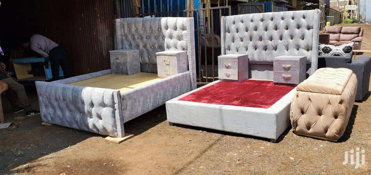Qulity Bed 6 By 6