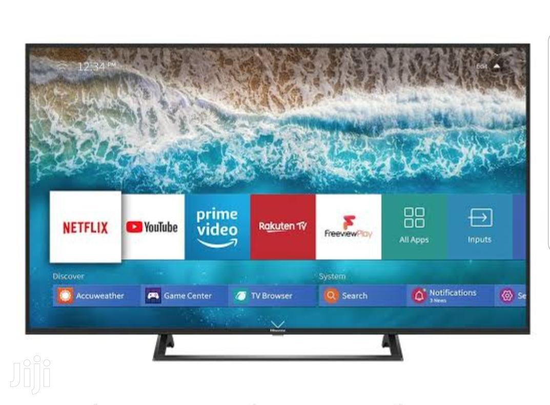 Hisense 55inches Smart Uhd 4k Tv