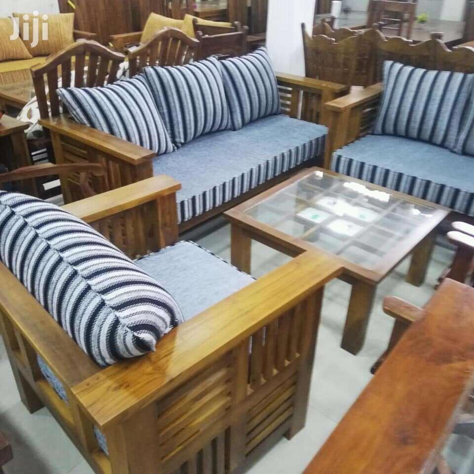 Qulity Sofa Set 7 Sitter