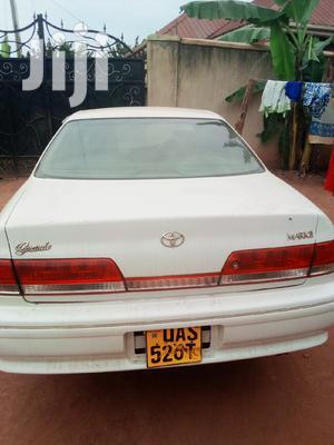 Toyota Mark II 1999 White