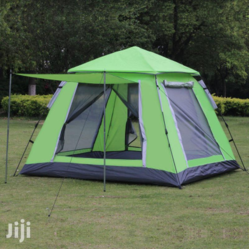 Automatic Double Layer Camping Tent