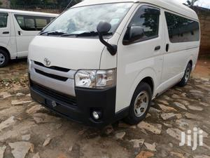 Toyota HiAce 2014 White | Buses & Microbuses for sale in Central Region, Kampala