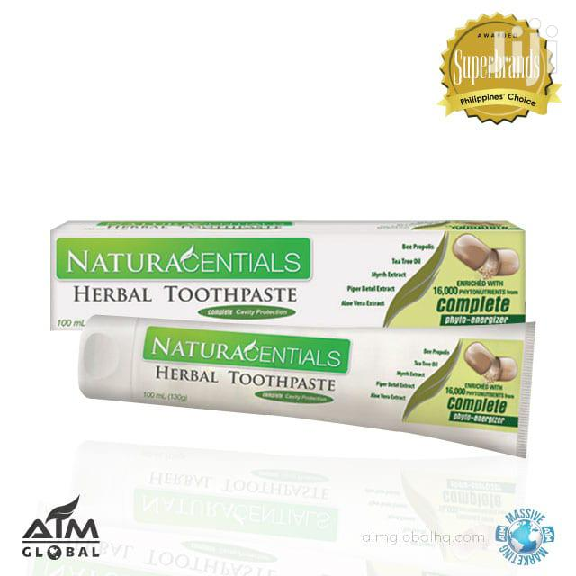 Naturacential Herbal Toothpaste