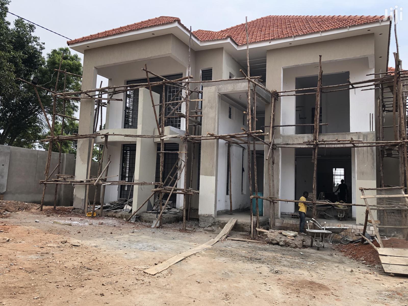 Five Bedroom Mansion In Kira For Sale