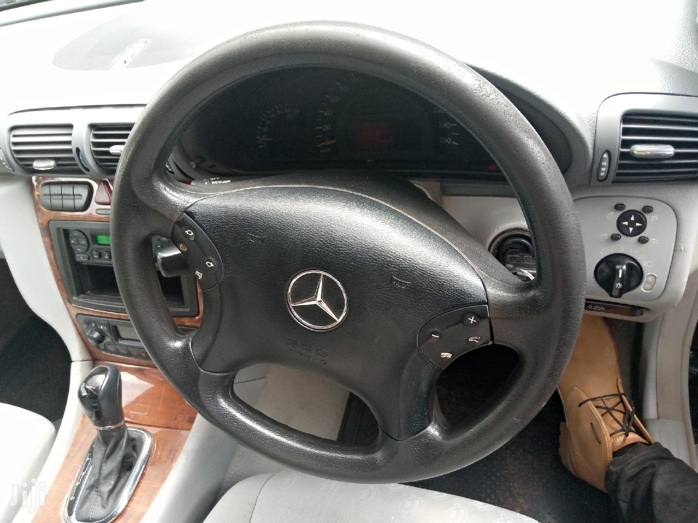 Mercedes-Benz C200 2002 Black | Cars for sale in Kampala, Central Region, Uganda