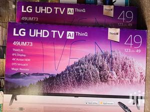 49inches LG Smart Uhd 4K