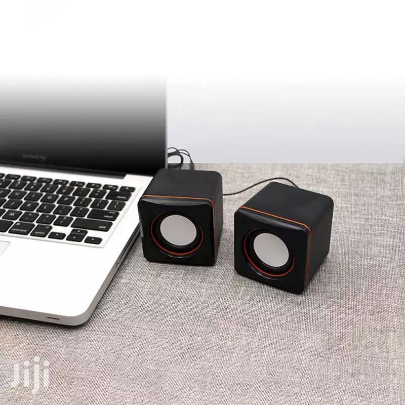 Home Laptop Mini Subwoofer Speaker Portable PC Mobile Phone USB Audio.