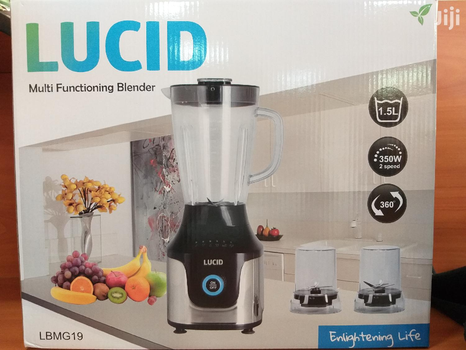 Lucid Multi Functioning Blender