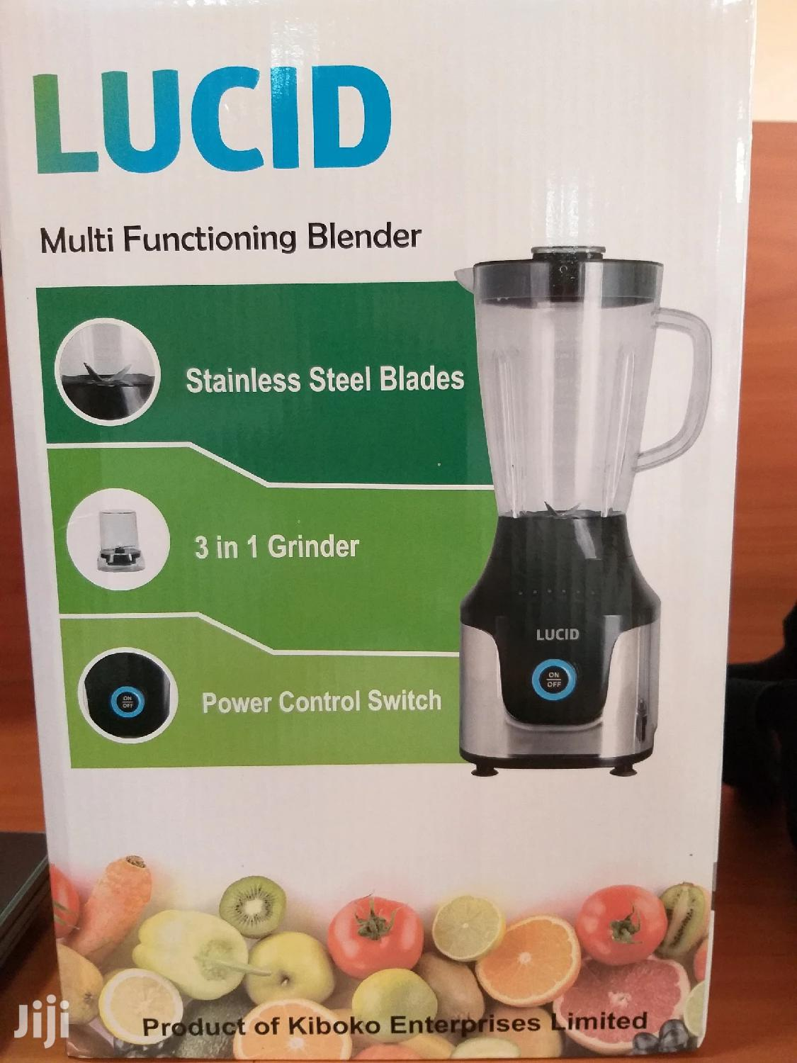 Lucid Multi Functioning Blender | Kitchen Appliances for sale in Kampala, Central Region, Uganda