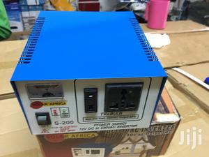 500w Dc to Ac Solar Inverter and Battery Charger
