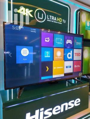 50inch Hisense 4K UHD Smart TV Brand New | TV & DVD Equipment for sale in Central Region, Kampala