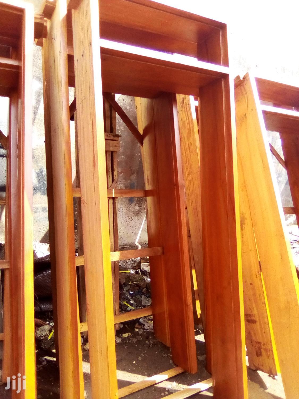 Archive: Wooden Door Frames