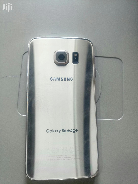 Archive: Samsung Galaxy S6 edge 32 GB Silver
