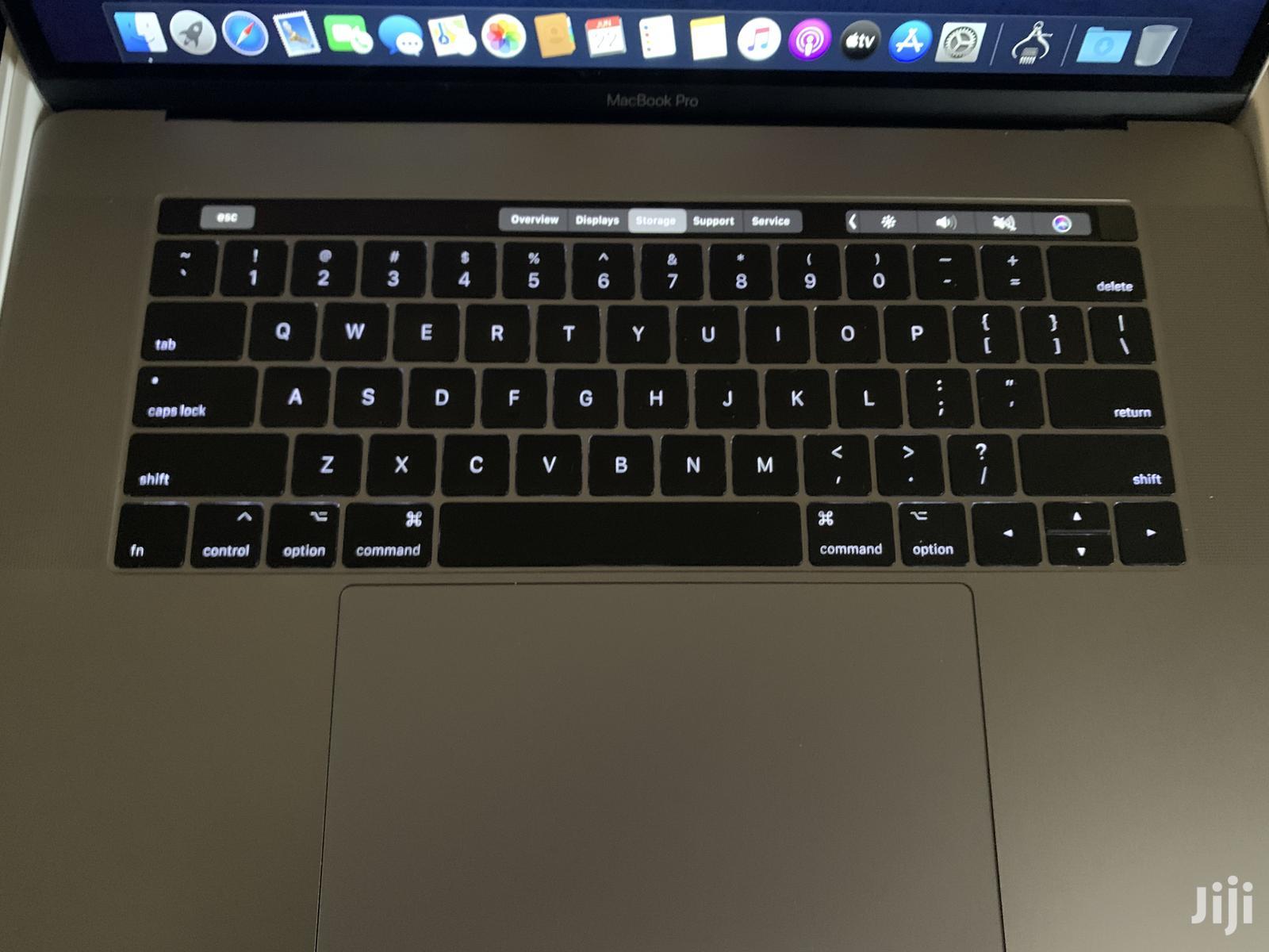Laptop Apple MacBook Pro 16GB Intel Core i7 SSD 512GB | Laptops & Computers for sale in Kampala, Central Region, Uganda