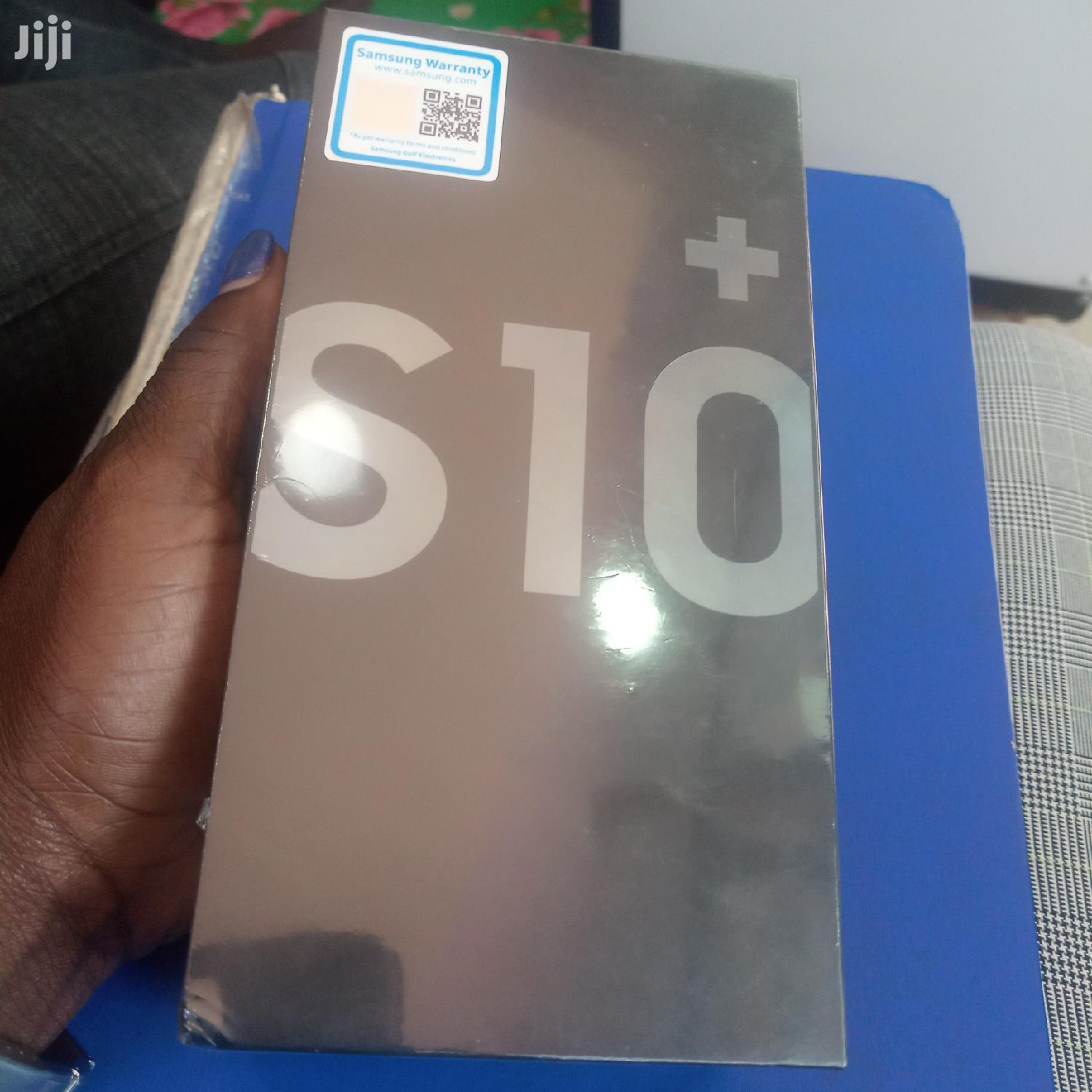 New Samsung Galaxy S10 Plus 128 GB Black | Mobile Phones for sale in Kampala, Central Region, Uganda