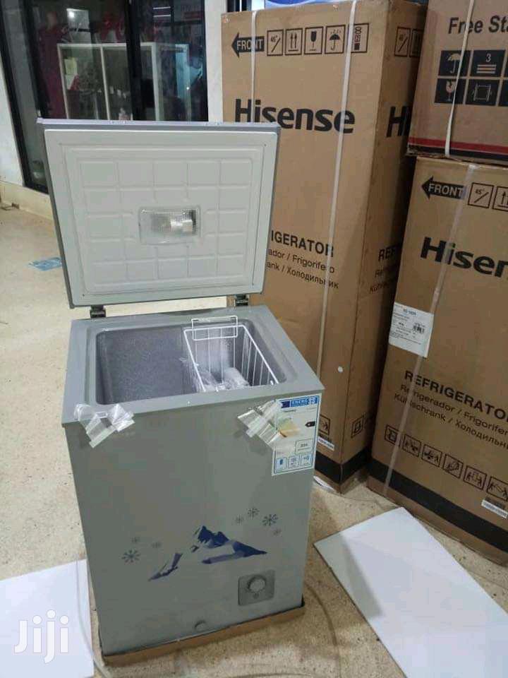 Archive: Hisense Chest Freezer 130L