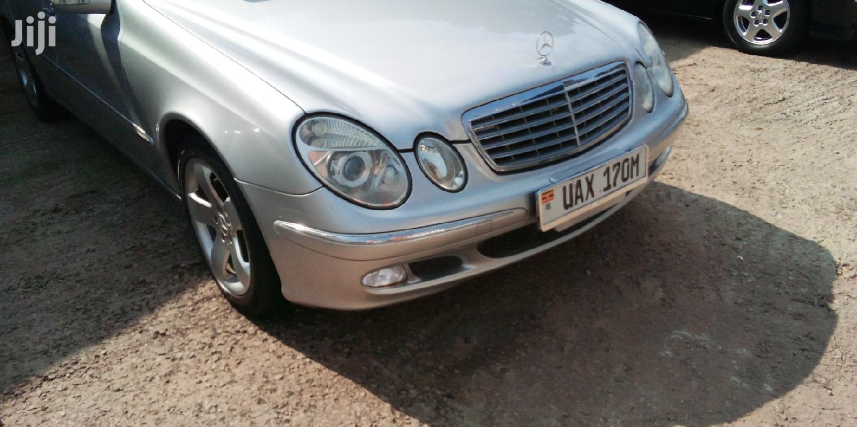 Mercedes-Benz E320 2008 Silver   Cars for sale in Kampala, Central Region, Uganda