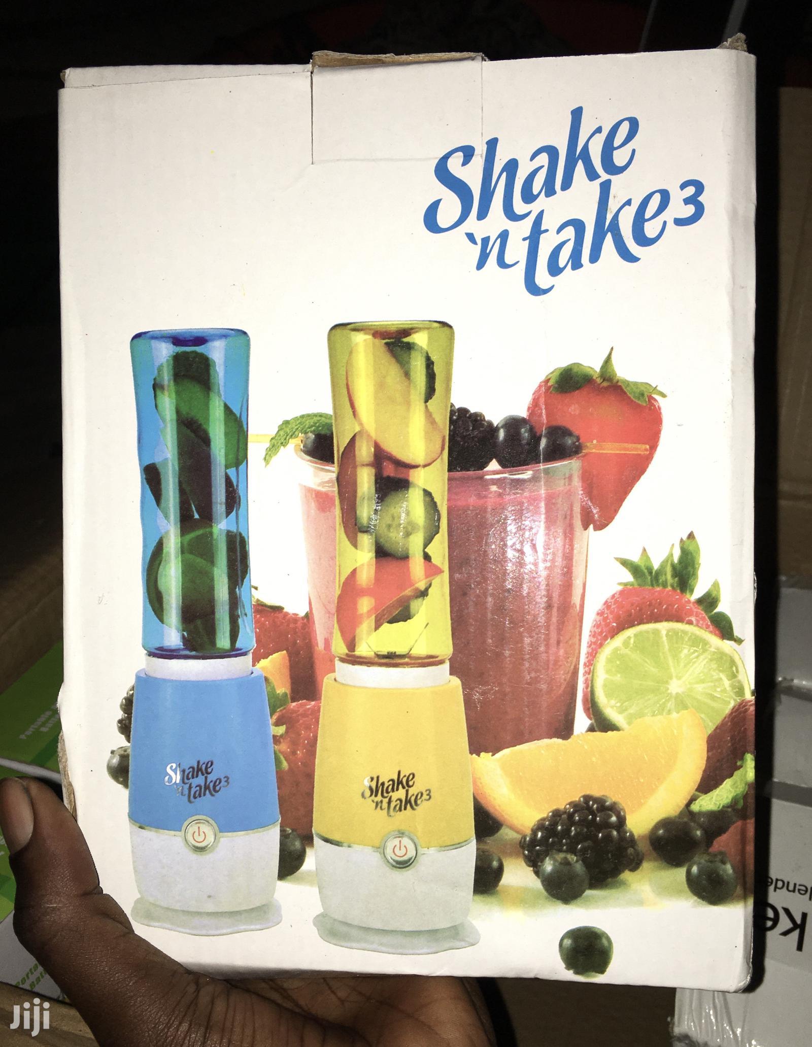 Mini Juice Blender With Bottle | Kitchen Appliances for sale in Kampala, Central Region, Uganda