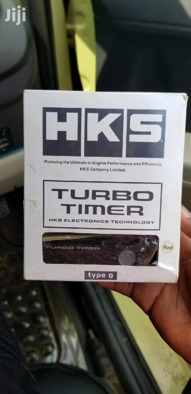Engine Turbo Timer For Land Cruiser