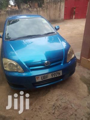 Toyota Run-X 2005 Blue