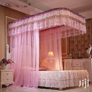 A Royal And Classy Mosquito Net For Your Beautiful Bed