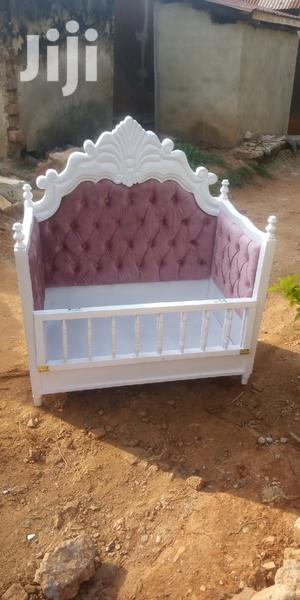 Crown Baby Cot