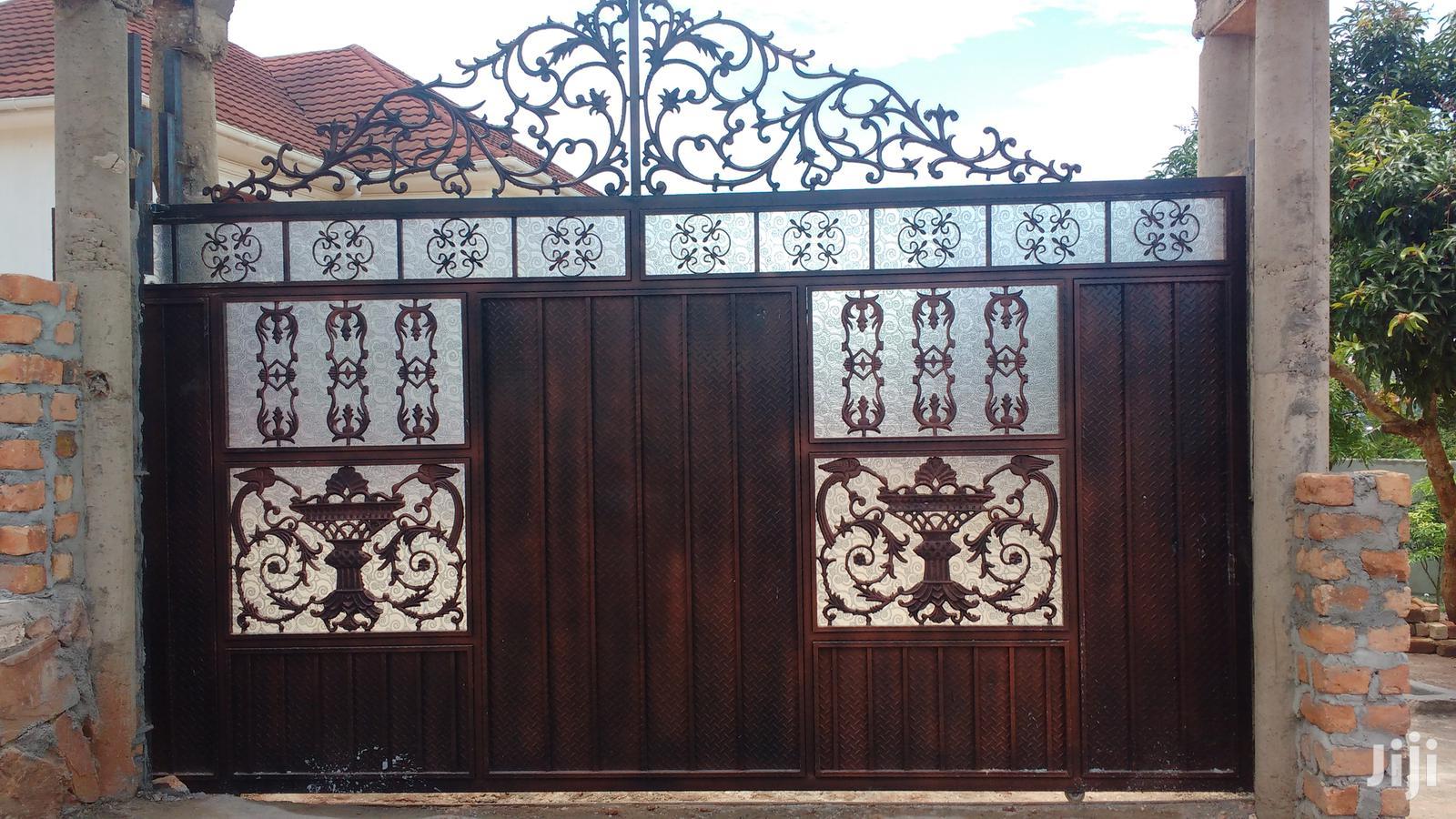 Custom Designed Gate