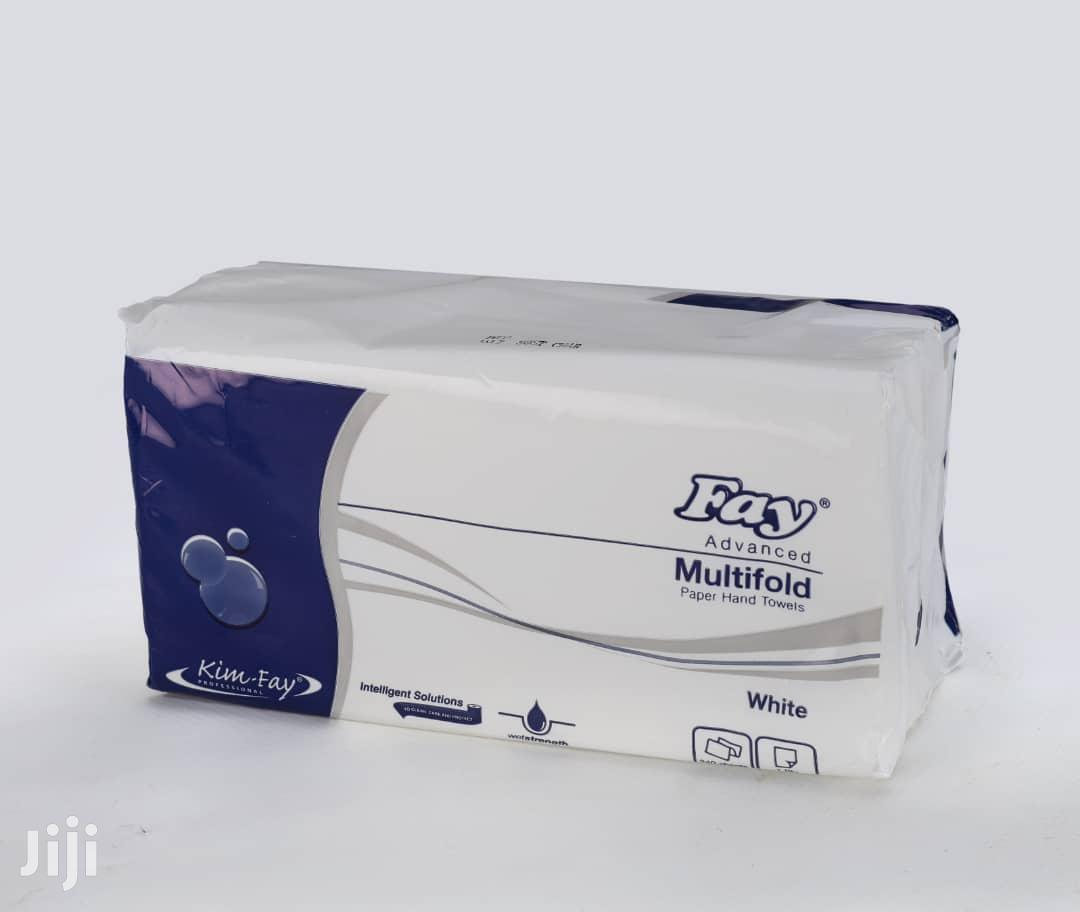Multifold Hand Paper Towels