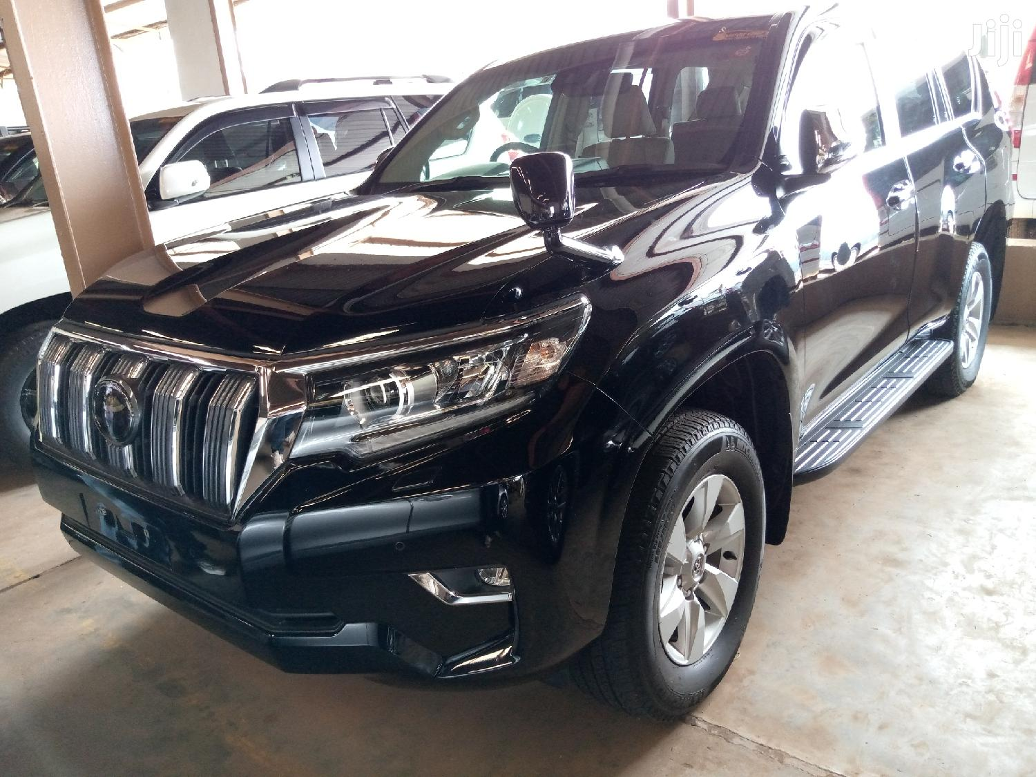 Archive: New Toyota Land Cruiser 2018 Brown