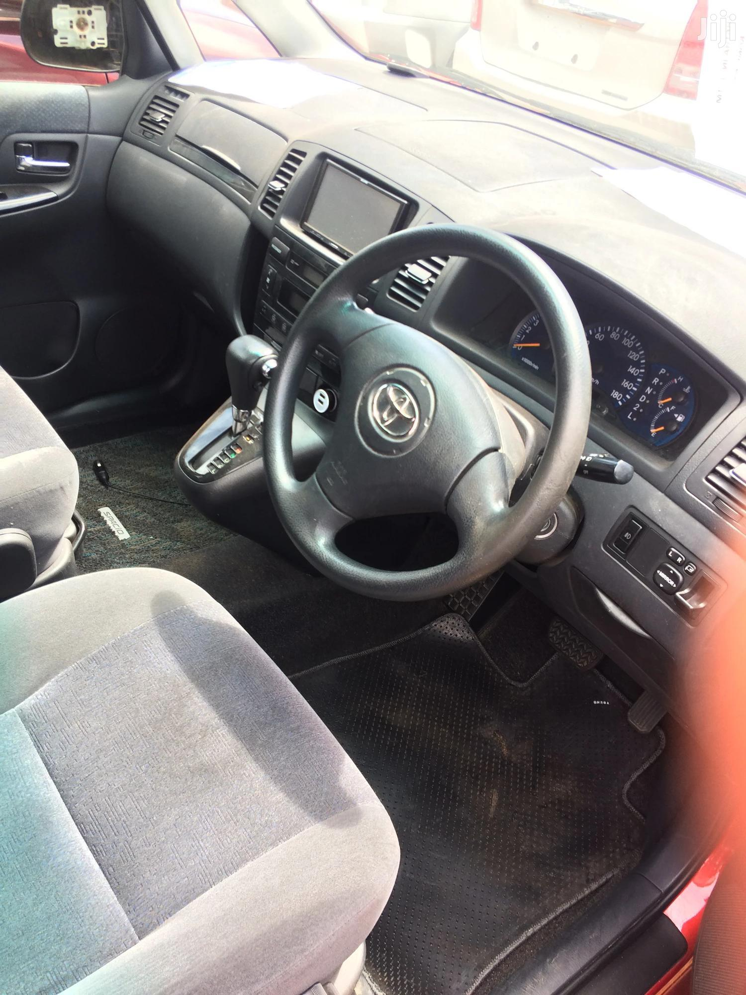 Toyota Spacio 2009 Red | Cars for sale in Kampala, Central Region, Uganda