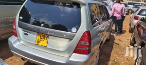 Subaru Forester 2003 Gold   Cars for sale in Central Region, Kampala