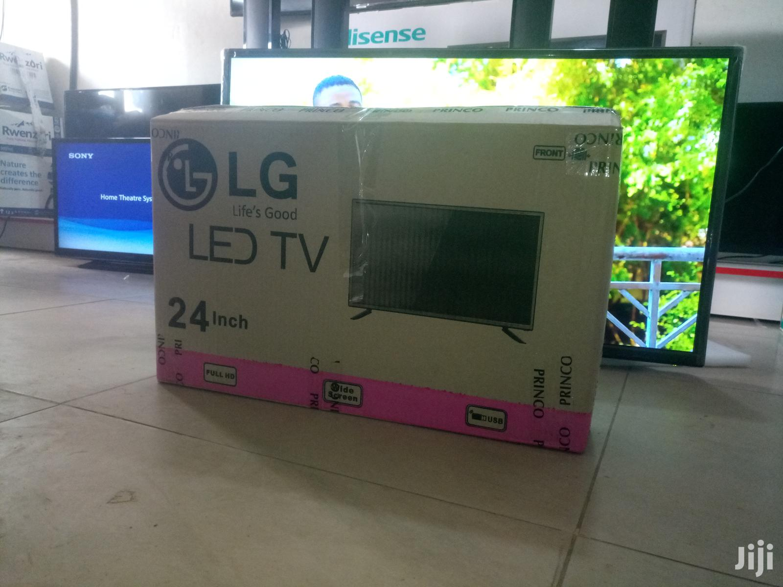 LG LED Flat Screen Digital TV 24 Inches | TV & DVD Equipment for sale in Kampala, Central Region, Uganda