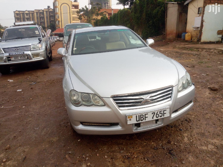 Toyota Mark X 2006 Silver | Cars for sale in Kampala, Central Region, Uganda