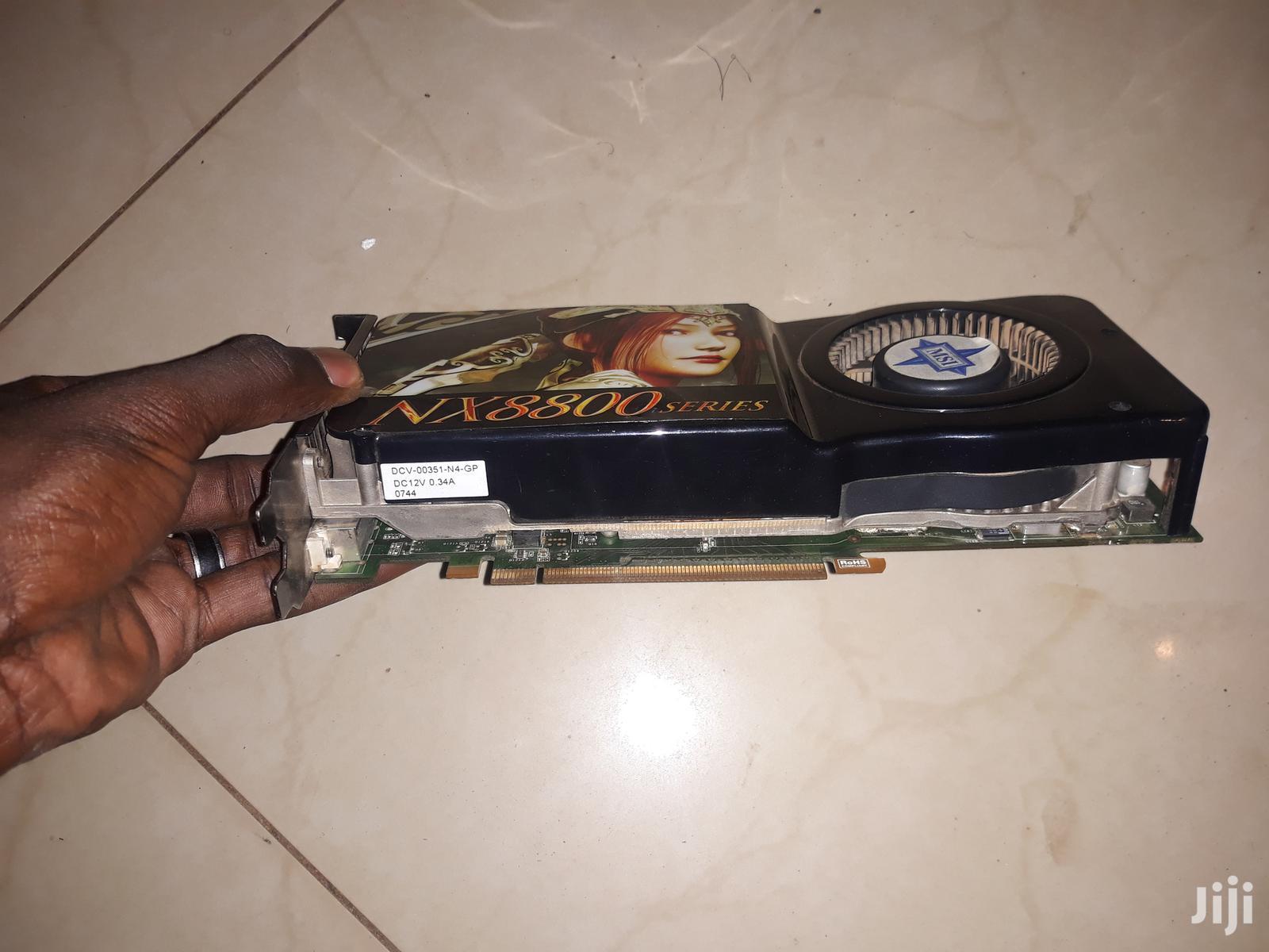 Nvidia Nx8800 Gtx | Computer Hardware for sale in Kampala, Central Region, Uganda