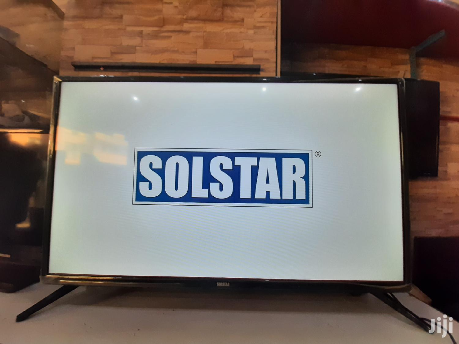 Solstar Digital Satellite Flat Screen TV 32 Inches
