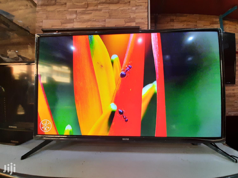 Solstar 32 Inches Digital Satellite Flat Screen TV