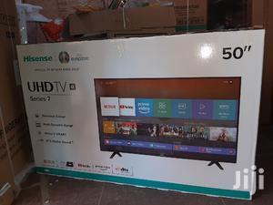 50inches Hisense UHD Smart Tv