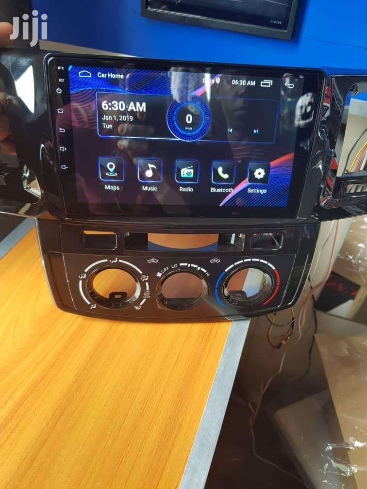 Android Radio for Mercedes Benz W164 4matic
