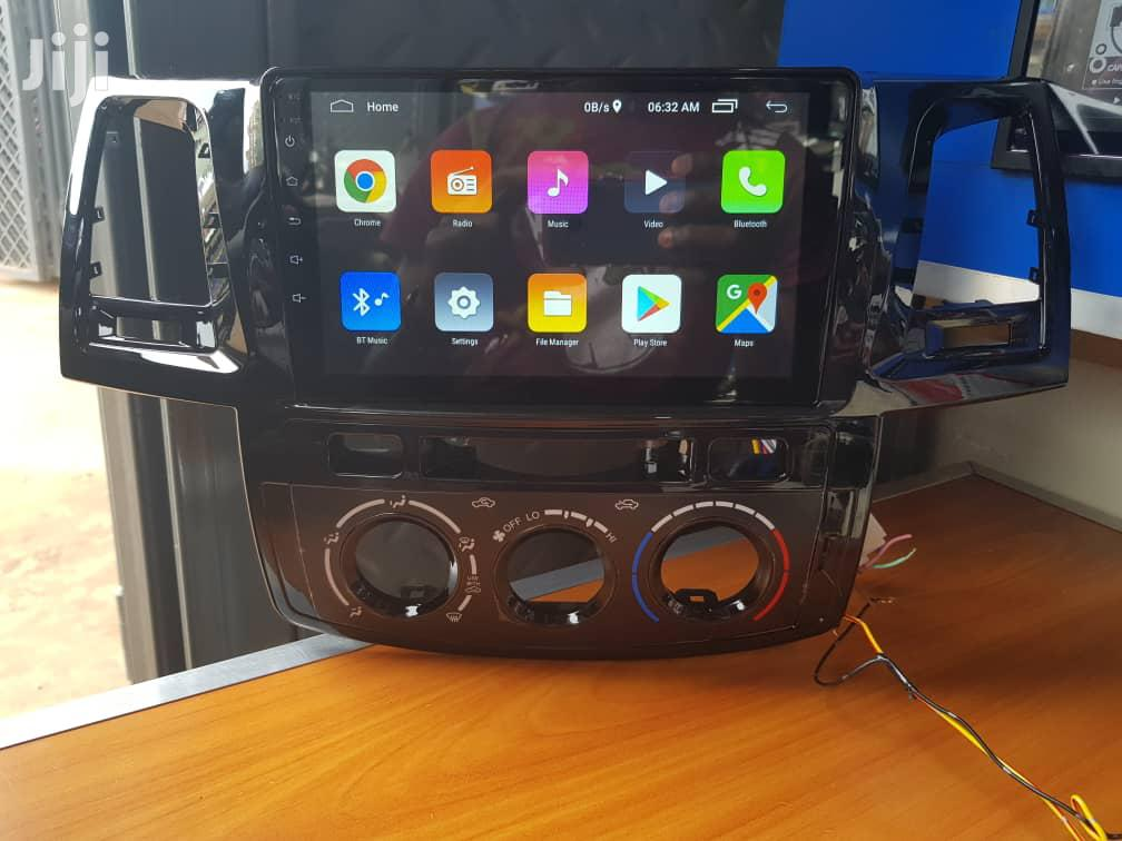 Android Radio for Mercedes Benz W164 4matic | Vehicle Parts & Accessories for sale in Kampala, Central Region, Uganda